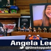 Angela Lee is open to a superfight with Joanna Jedrzejczyk