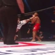 Video: Spectacular KO at ACB 61, candidate for KO of the year