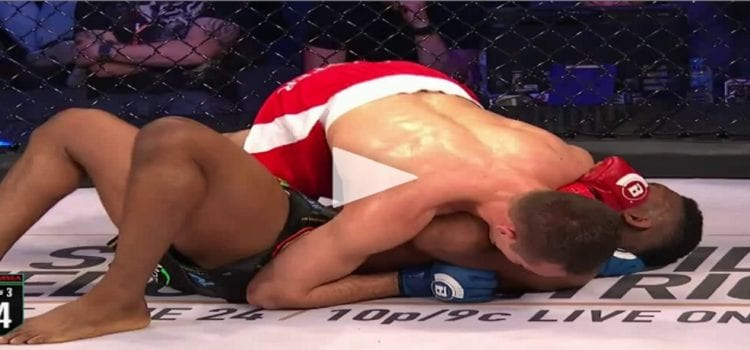 Video: Rory MacDonald somete a Paul Daley en Bellator 179