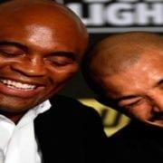 Anderson Silva envía emotivo mensaje a Jose Aldo tras perder el título