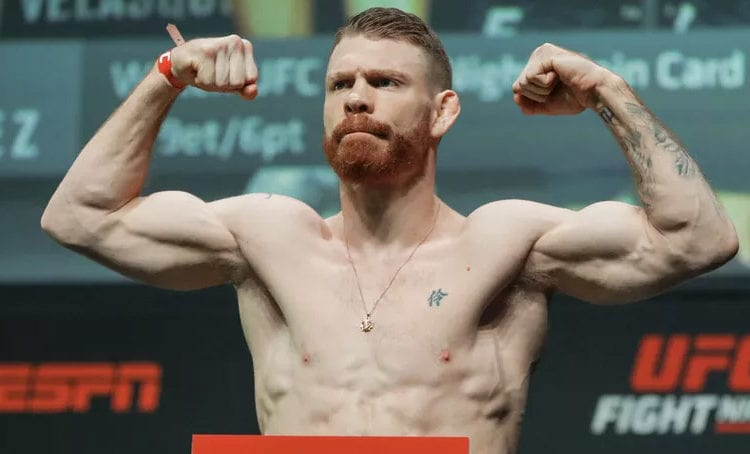Video: El tratamiento al brutal corte de Paul Felder