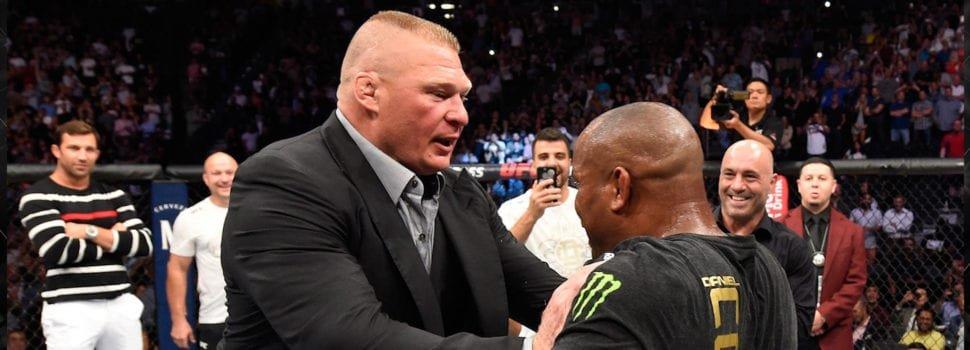 Daniel Cormier vs. Brock Lesnar: La ridícula farsa… que tiene sentido