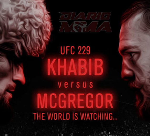 UFC announces viewing party for Khabib vs. McGregor press conference