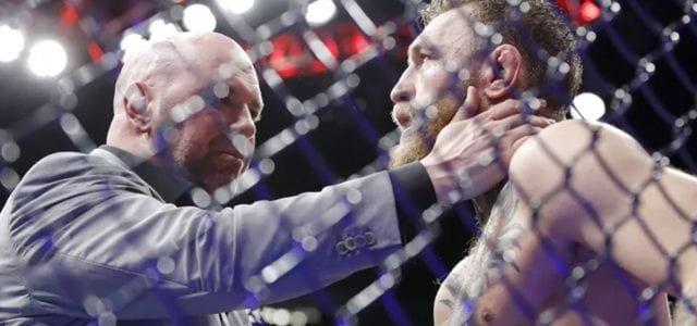 Conor McGregor también será suspendido por lo ocurrido en UFC 229