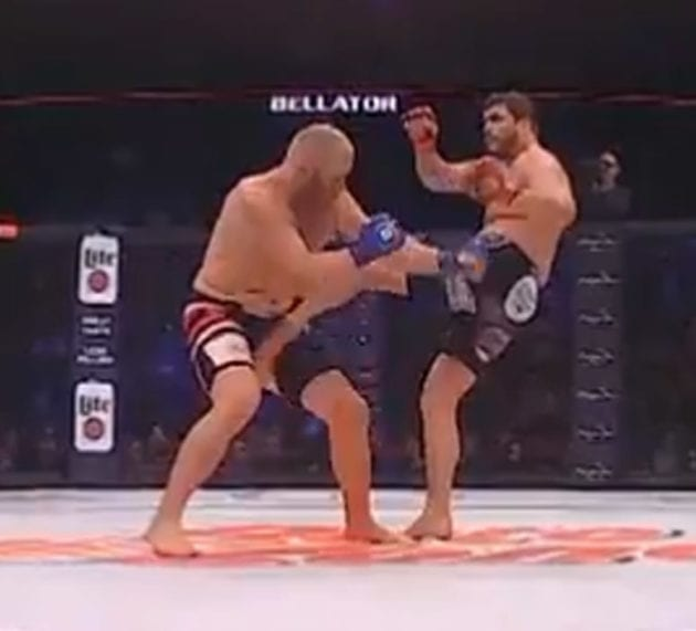 Video: Revive Bellator 215 y el bizarro final de la pelea estelar