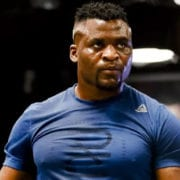 Francis Ngannou dice estar bien preparado para la lucha de Cain Velasquez