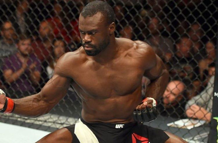 Uriah Hall se cansa de que 'la mafia de UFC' proteja a Paulo Costa