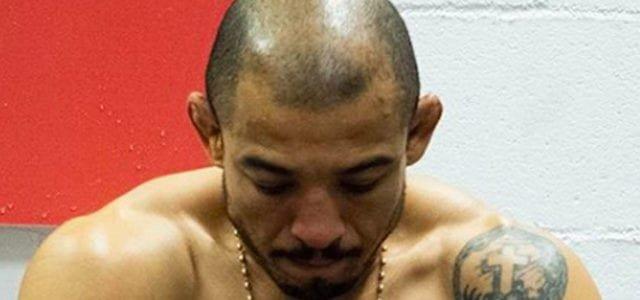 Jose Aldo rompe el silencio sobre la peor pelea de su vida
