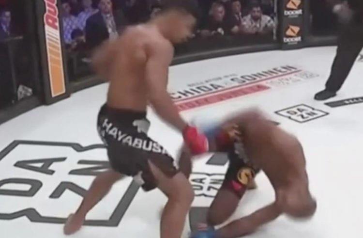 Video: Douglas Lima noquea brutalmente a Michael Page en Bellator 221