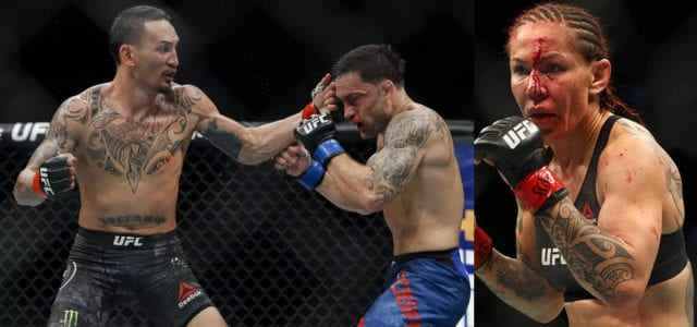 Videos: Relive all the finishes and the best moments of UFC 240