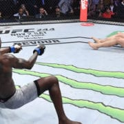 Video: Israel Adesanya knocks out Robert Whittaker