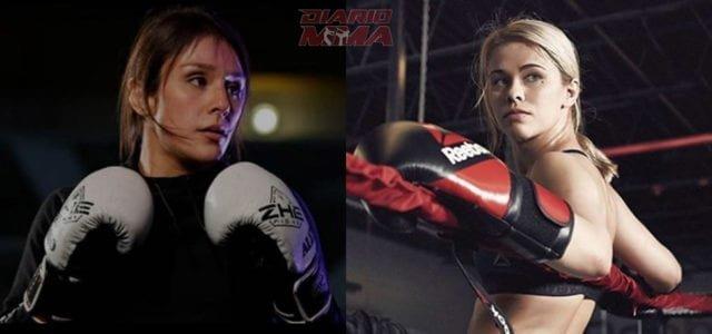 Alexa Grasso insiste en conseguir la pelea contra Paige VanZant